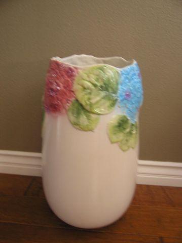 Pier 1 Imports Large Portugal Decorative Vase For Sale In Huntington