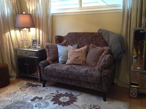 Pier 1 Imports Loveseat Text 612 770 For Sale In