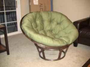 pier 1 imports papasan chair barely used purdue lafayette for sale in tippecanoe indiana. Black Bedroom Furniture Sets. Home Design Ideas