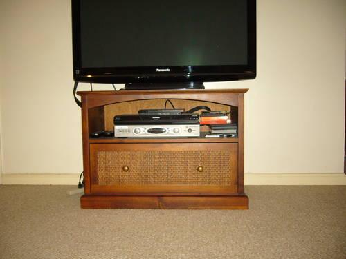 Pier 1 Imports TV Stand with drawer and a Corner Unit