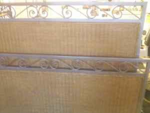 Pier One Headboard Footboard