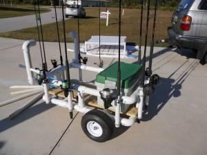 Pier beach fishing cart rotonda west for sale in for Fishing carts for sale