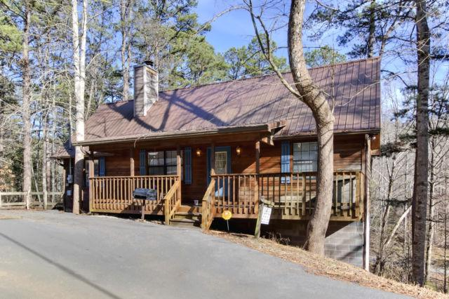 Pigeon Forge 1 Bedroom 1 Bath Cabin Hot Tub Free Wifi For Sale In Pigeon Forge Tennessee