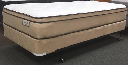 Pillowtop Mattress Twin Size New W Warranty For Sale In Westminster California