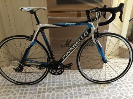 .Pinarello Fp2 Sky [Unridden] Collection - Ealing for