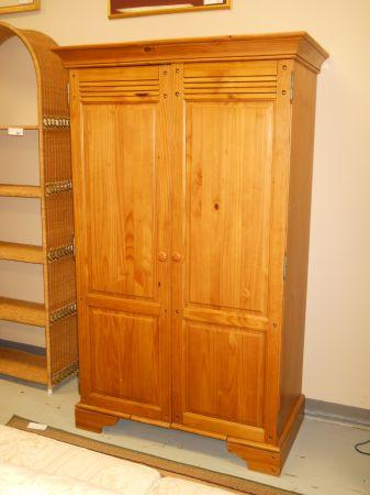 Original Ayo Ngontrak Omah CHEAP French Country Computer Armoire 525quotHx405