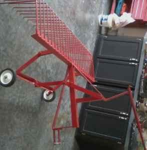 Used Tires Savannah Ga >> pinestraw rake - (jesup) for Sale in Savannah, Georgia ...