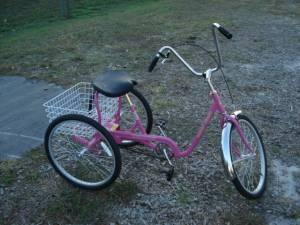 pink adult trike plant city for sale in lakeland florida classified. Black Bedroom Furniture Sets. Home Design Ideas