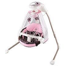 Pink And Brown Fisher Price Baby Swing Apopka For Sale