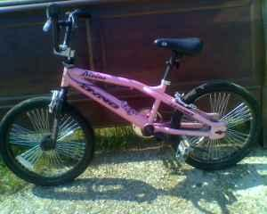 Pink Dyno Freestyle - $100 (lapeer area)