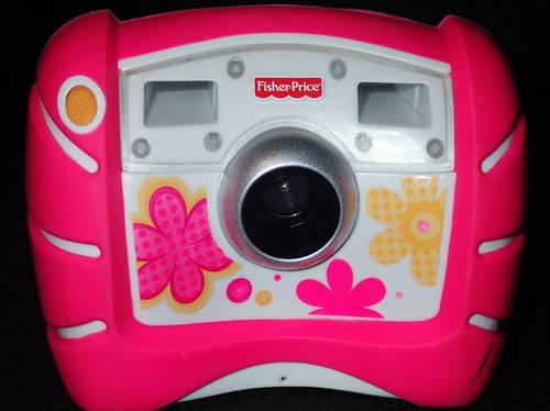 PINK Fisher Price Kid Tough Digital Camera for Sale in