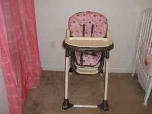 Pink Graco High Chair Stillwater For Sale In