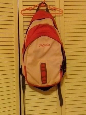 Pink Jansport Backpack - $10