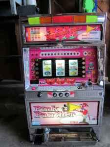 Panther Slot Machine