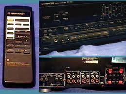 PIONEER RECEIVER MODEL SX-311R
