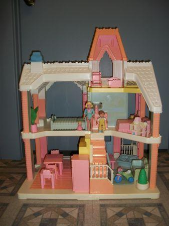 Playskool Dollhouse Classifieds Buy Sell Playskool Dollhouse