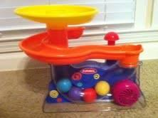 PLAYSKOOL EXPLORE AND GROW BUSY BALL POPPER - $15 Collierville