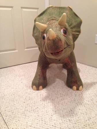 Playskool Kota My Triceratops Dinosaur - $150