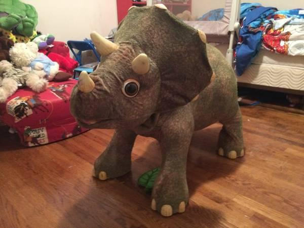 Playskool Kota My Triceratops Ride-On Dinosaur - $150