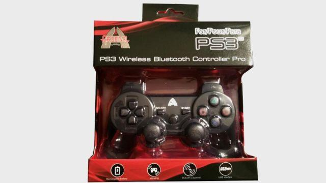 Playstation 3 Wireless Controller Bluetooth Sixaxis