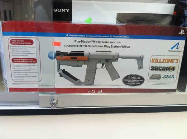 Playstation Move Sharp Shooter For Ps3 For Sale In Garden Grove California Classified