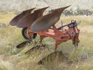 Plow - $600 (Philipsburg, MT)
