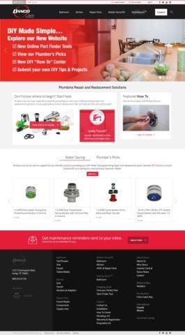 Plumbing Repair and Replacement Solutions - Danco
