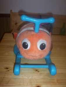 Plush Child's Rocking Nemo with Sounds - $5 (Hookstown