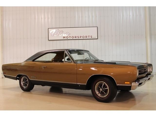 plymouth gtx 1969 for sale in fort wayne indiana classified. Black Bedroom Furniture Sets. Home Design Ideas