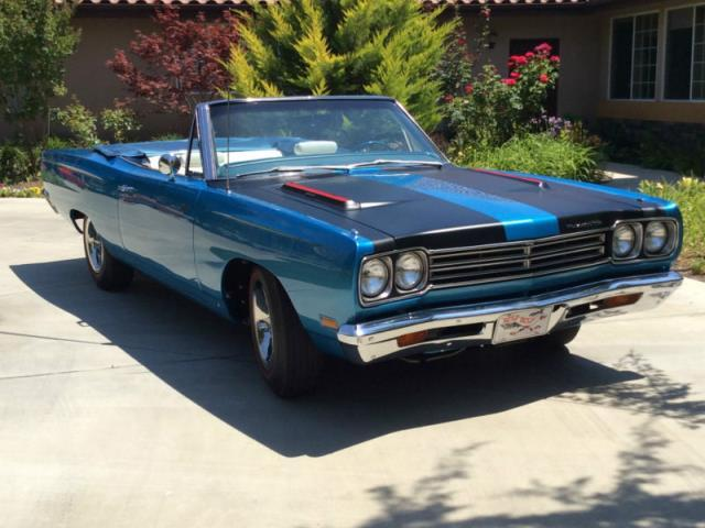 plymouth road runner 383magnum convertible for sale in salinas california classified. Black Bedroom Furniture Sets. Home Design Ideas