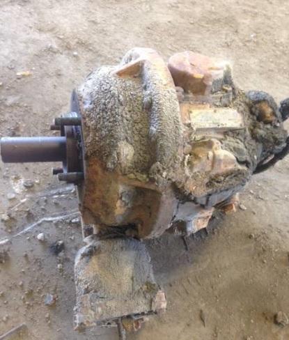 Pneumatic Drill Crawler