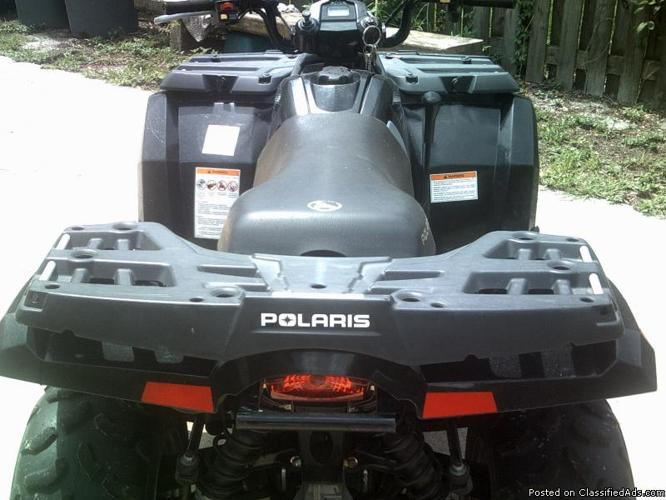 polaris 4 wheeler for sale in braden river florida classified. Black Bedroom Furniture Sets. Home Design Ideas