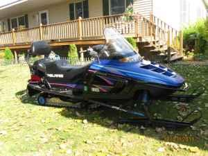 2 up snowmobile for sale minnesota