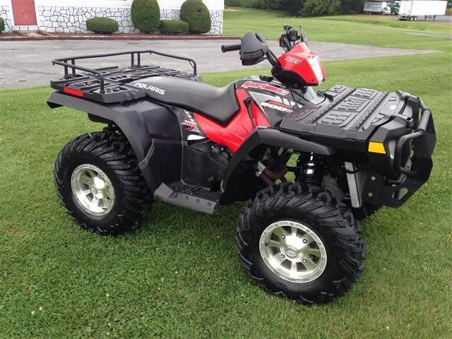 polaris sportsman 4x4 atv 39 s 300cc 850cc models 50 used atv 39 s for sale in frystown. Black Bedroom Furniture Sets. Home Design Ideas
