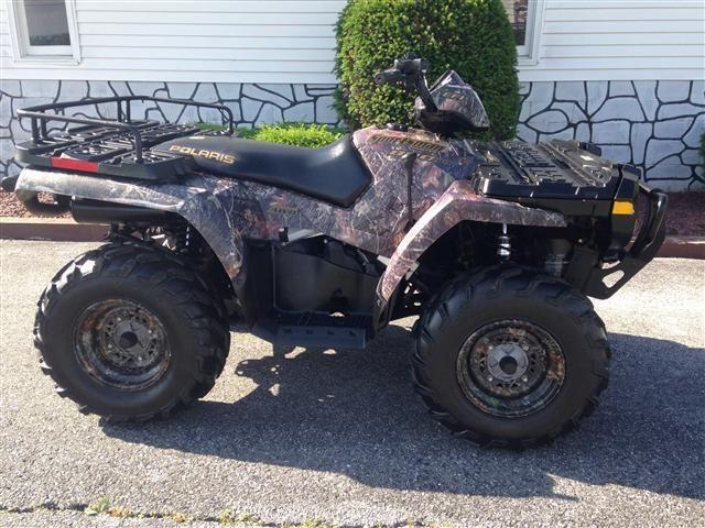 polaris sportsman 4x4 atv 39 s 60 used atv 39 s in stock for sale in frystown pennsylvania. Black Bedroom Furniture Sets. Home Design Ideas
