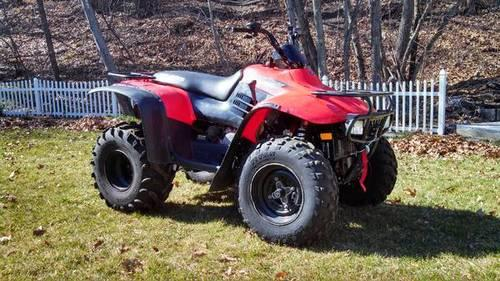 POLARIS TRAILBOSS 330 ATV QUAD 4 WHEELER