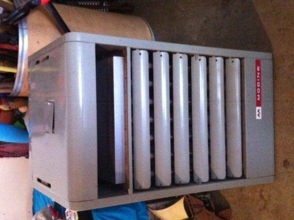 Pole barn hanging heater - (Dryden) for Sale in Flint ...