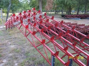 Pole barn trusses south alabam north florida for for 40 ft metal trusses