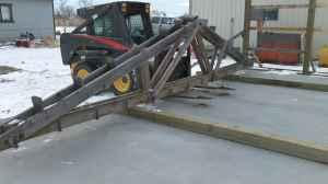 Pole Barn Trusses - $650 (Belgrade)