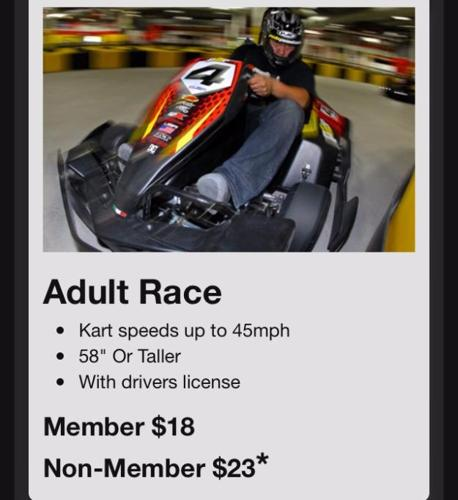 Pole position raceway tickets for sale!!