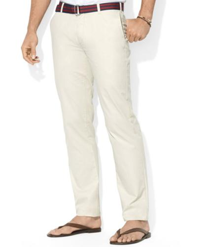 Polo Ralph Lauren Big and Tall Pants, Classic-Fit Hudson Westport Chino Pants