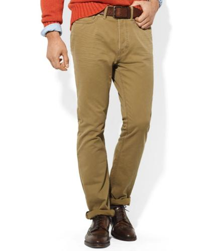 Polo Ralph Lauren Big and Tall Pants, Classic Five-Pocket Corduroy Pants