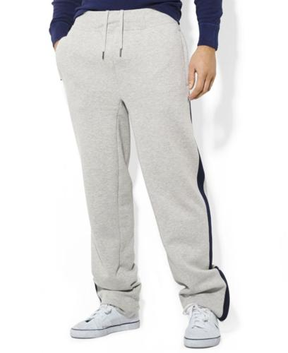 Polo Ralph Lauren Big and Tall Pants, Fleece Drawstring Pants