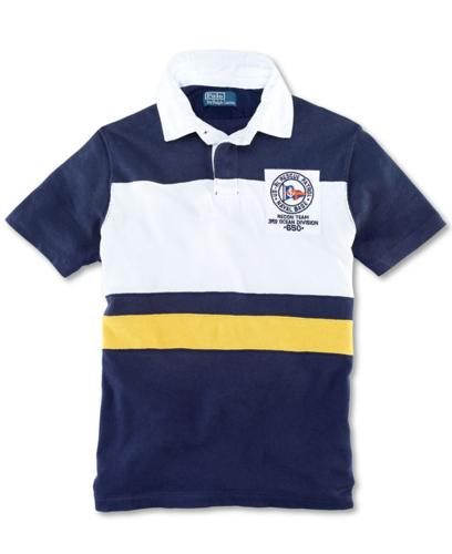 Polo ralph lauren big and tall shirt classic fit short for Big and tall polo rugby shirts