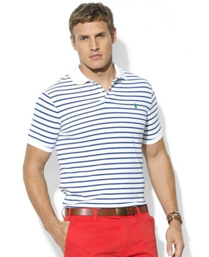 Polo ralph lauren big and tall shirt classic fit short for Big and tall polo shirts on sale