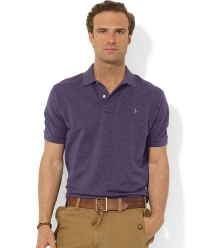 Polo ralph lauren big and tall shirt short sleeve solid for Big and tall polo shirts on sale
