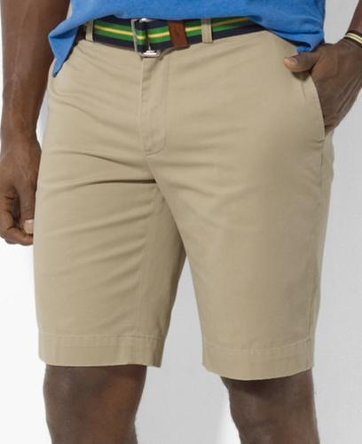 Polo Ralph Lauren Big and Tall Shorts, Preston Vintage Chino Shorts