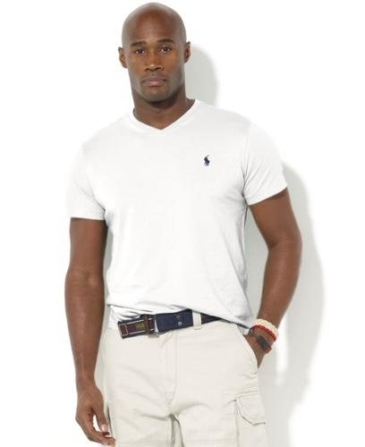 Polo Ralph Lauren Big And Tall T Shirt Classic Fit Short