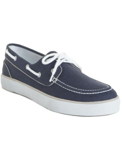 Polo Ralph Lauren Lander P Boat Shoes