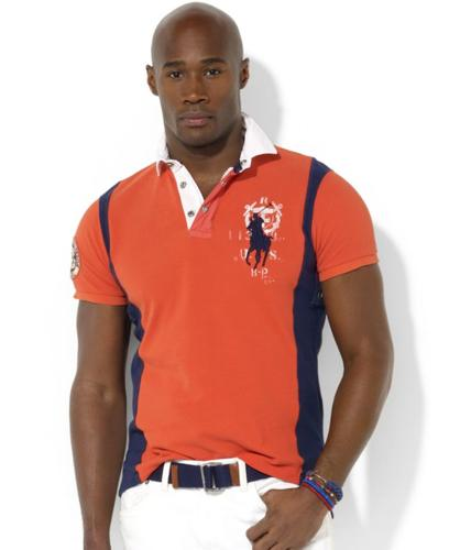 Polo ralph lauren big and tall shirt classic fit big pony for Big and tall polo shirts on sale